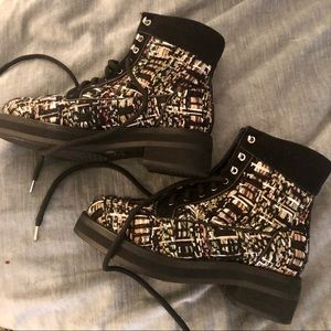 SOLD!! New CHANEL boots. Size 36.